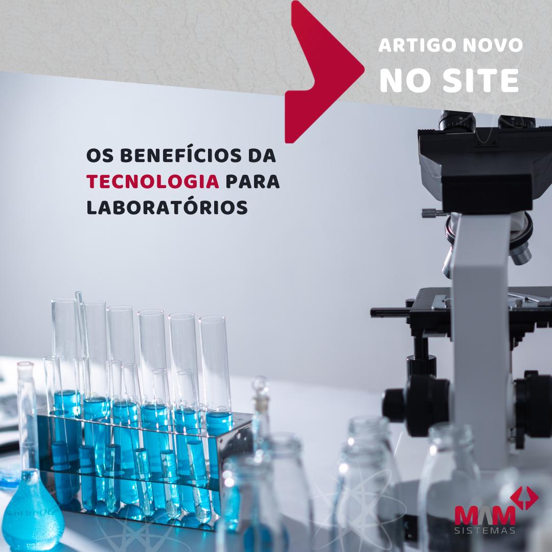 tecnologia para laboratórios clínicos